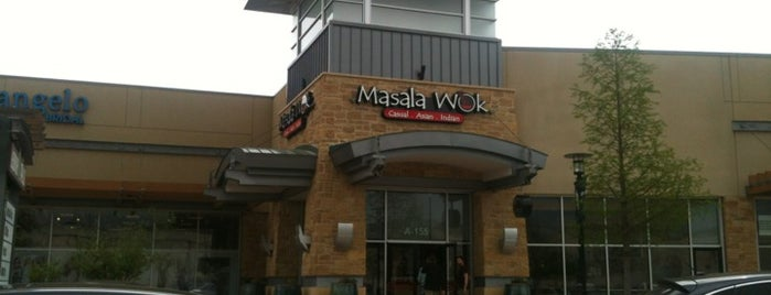 Masala Wok is one of Austin Restaurants to Try.
