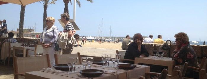 Restaurant Agua is one of Terrazas Barcelona.