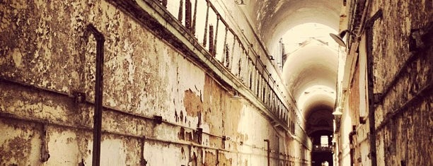 Eastern State Penitentiary is one of Philadelphia, PA.
