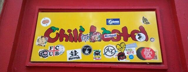 Hostel Chili is one of Praha.