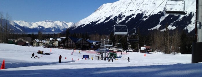 Alyeska Resort is one of Posti che sono piaciuti a Rachel.