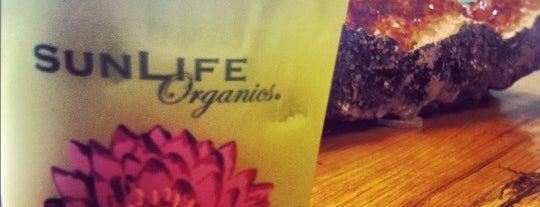 SunLife Organics is one of Malibu.