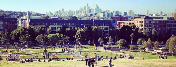 Sydney Park is one of Mission: Sydney.