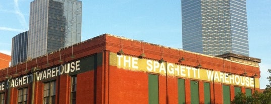 Spaghetti Warehouse is one of Central Dallas Lunch, Dinner & Libations.