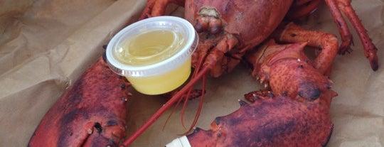 Three Sons Lobster & Fish is one of Locais salvos de Soraya.