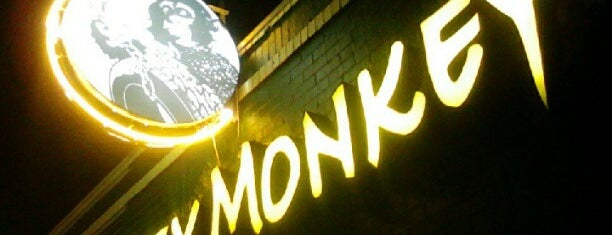 Thirsty Monkey Bar & Grill is one of The New 17th Street Entertainment District.