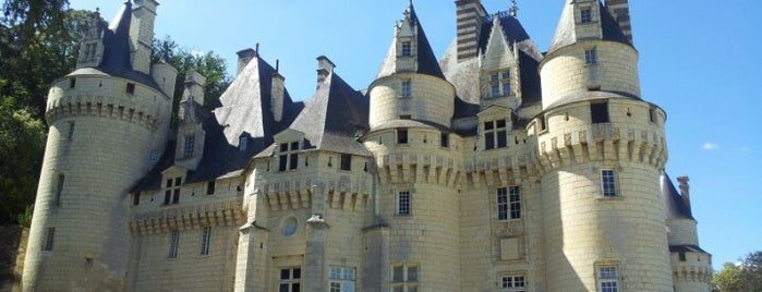 Château d'Ussé is one of Châteaux de France.