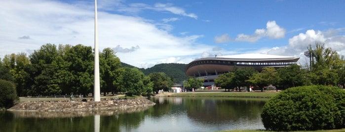 岡山県総合グラウンド is one of Guide to 岡山市's best spots.