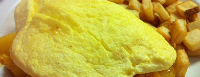 Goody Goody Omelet House is one of Trudy's list.