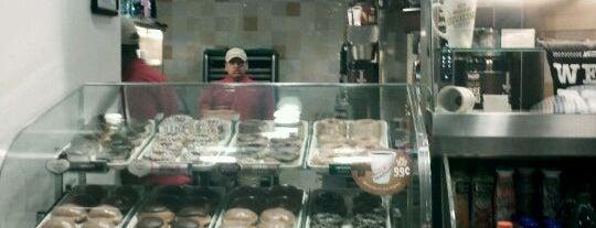 Krispy Kreme is one of Fav Places.