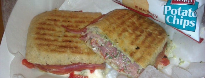 Al Casapulla's Subs, Steaks & Pizzas is one of Jen Randall on the Eastern Shore.