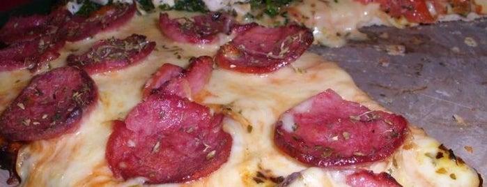 La Trattoria Pizzas e Vinhos is one of Posti salvati di Marcos.