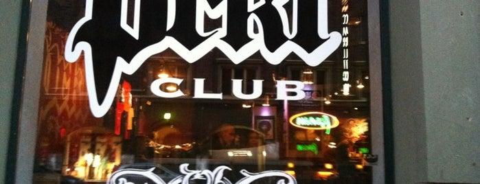 PRKL Club is one of Locais curtidos por Sean.
