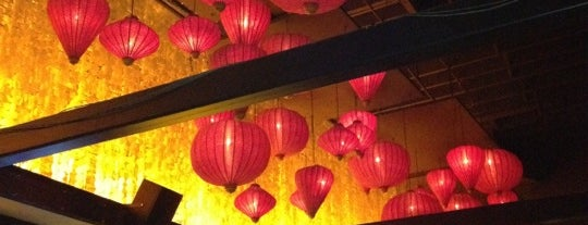 Red Lantern is one of Boston: International.