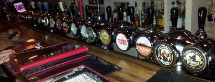 Stern 1 is one of Best Beer Places in Tel Aviv.