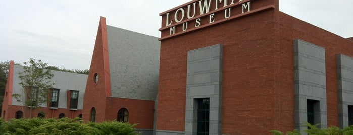 Louwman Museum - Nationaal Automobiel Museum is one of Holland.