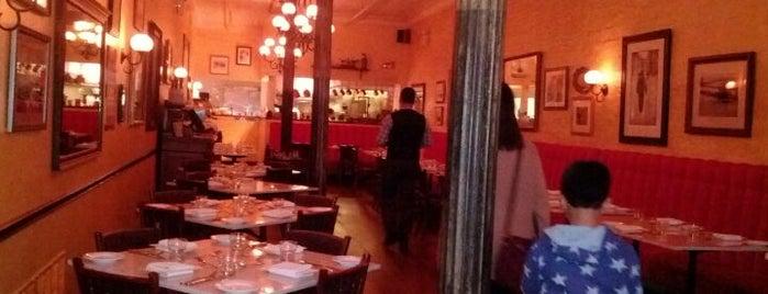 Bistrot la Minette is one of 50 Best Restaurants in Philadelphia for 2013.