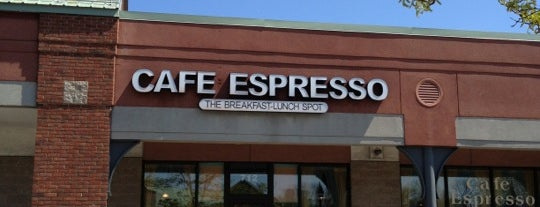 Cafe Espresso is one of Lieux qui ont plu à Isaac.
