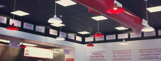 Five Guys is one of Posti che sono piaciuti a Paco.