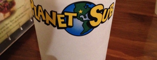 Planet Sub is one of St Louis.