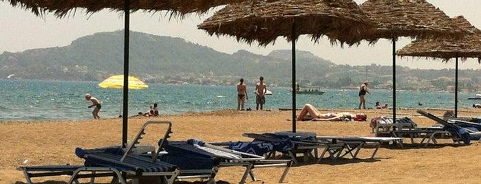 Beach is one of Lugares favoritos de Anastasia.