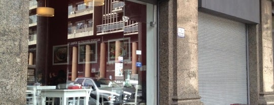 Cafe Salvo is one of Montevideo.