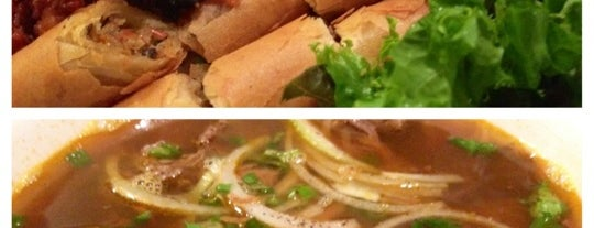 Pho Anh Dao is one of Lugares favoritos de Karen.