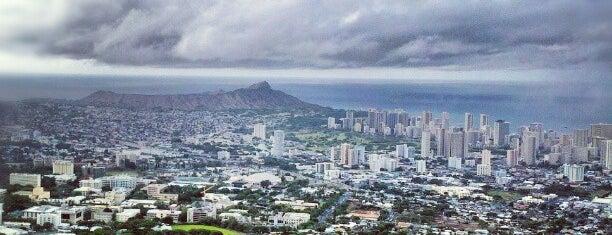 Puʻu Ualakaʻa State Park is one of Hawaii 2014 LenTom.
