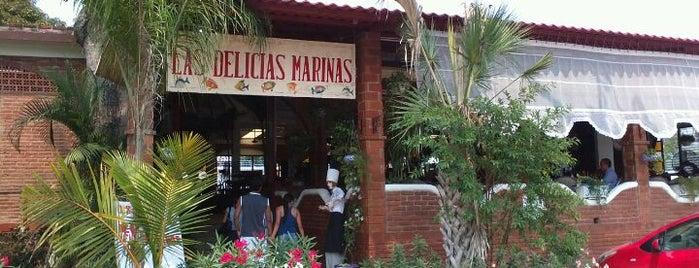 Las Delicias Marinas is one of Locais curtidos por Alejandro.