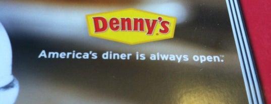 Denny's is one of DJ 님이 좋아한 장소.