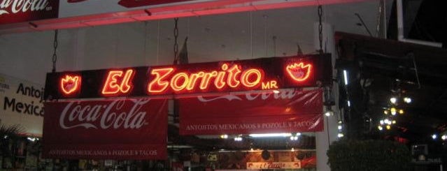 El Zorrito is one of ACAPULCO GRO.