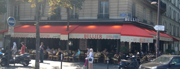 Bullier is one of Mes restaurants favoris à Paris 1/2.