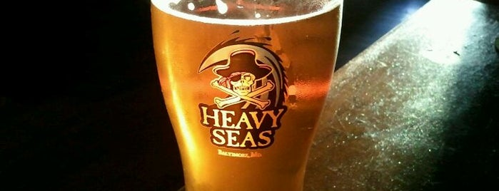 Heavy Seas Alehouse is one of Charms of Baltimore #visitUS #4sq.