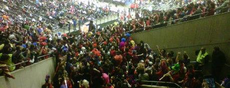 Final Futbolera Copa del Rey ACB 2012 is one of Barcelona.