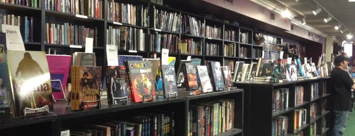 Dark Delicacies is one of While In California.