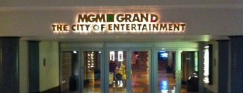 MGM Grand Stars Lane is one of Lugares favoritos de kerry.