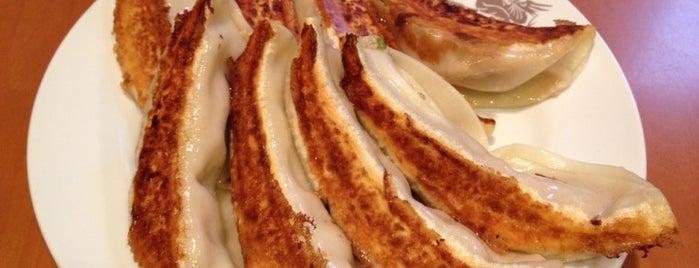 Ginza Tenryu is one of 美味しい焼き餃子が食べたい!(東京都内).