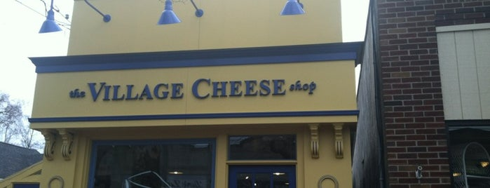 Village Cheese Shop is one of Food.