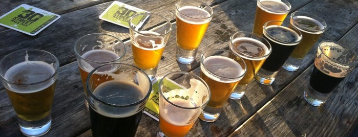 Green Flash Brewing Company is one of San Diego's Best Beer - 2013.