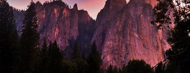 El Capitan is one of 10 - Yosemite.