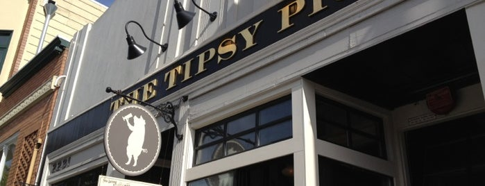 The Tipsy Pig is one of San Fran.