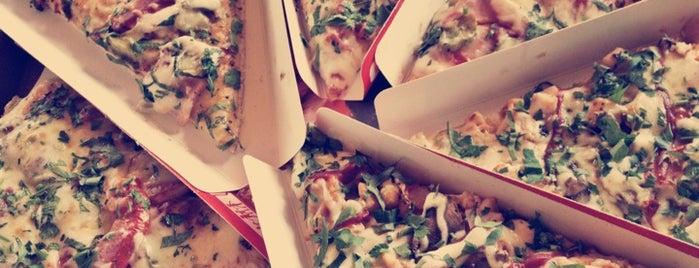 Pizza Mia is one of Tempat yang Disukai Vlad.