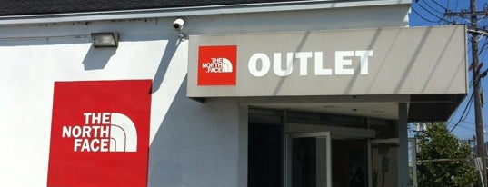 The North Face Outlet Berkeley is one of Cerda's 'cisco..