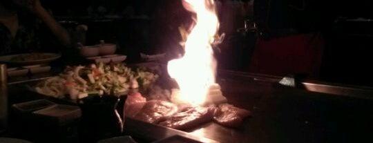 Ichiban Japanese Steakhouse is one of สถานที่ที่ M. Wayne ถูกใจ.