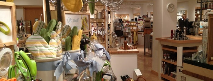 Williams-Sonoma is one of Culinary Parters.