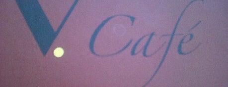V. Café is one of Veja Comer & Beber ABC - 2012/2013 - Comidinhas.