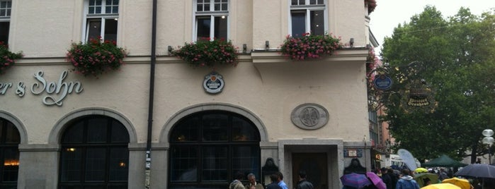 Schneider Bräuhaus is one of (26) Alexanders Woche.