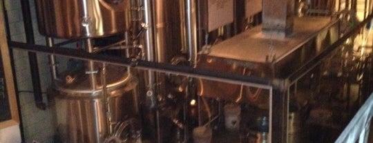 Bellwoods Brewery is one of Beer / Ratebeer's Top 100 Brewers [2020].