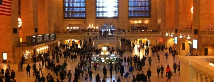 Grand Central Terminal is one of Midtown.