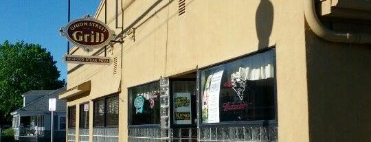 Union Street Grill is one of Locais salvos de James.